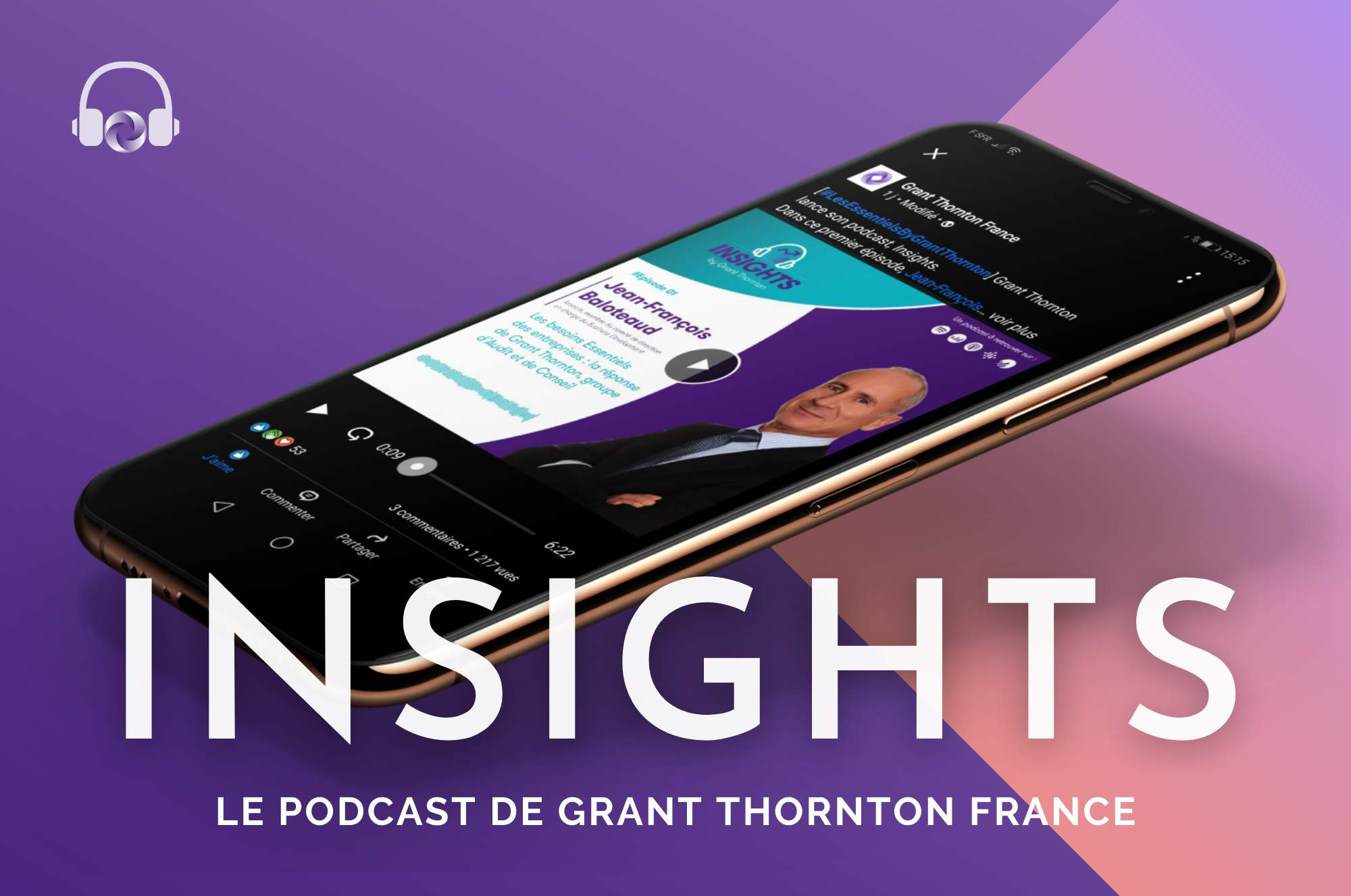 Insights, le podcast de Grant Thornton